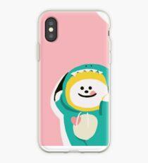 Dinosaur Chimmy  iPhone Case
