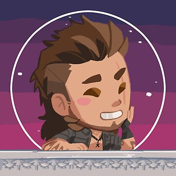 Gladio Pining Pal by triangleArt