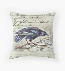 Country Diary - First, Do no harm - Primum non nocere Throw Pillow