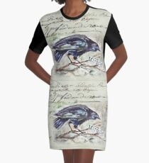 Country Diary - First, Do no harm - Primum non nocere Graphic T-Shirt Dress