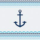 Yacht Boat Anchor Nautical Marine by CroDesign