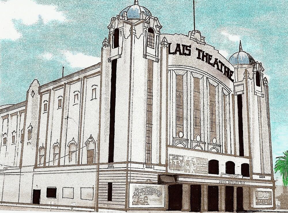Palais Theatre - Melbourne by cafelatte21