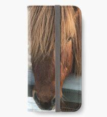 Icelandic's Equine  iPhone Wallet/Case/Skin