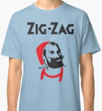Zig Zag Man Classic T-Shirt