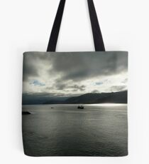 Heavy Skies Tote Bag