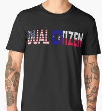 Dual Citizen Texan - Texas Citizenship Men's Premium T-Shirt
