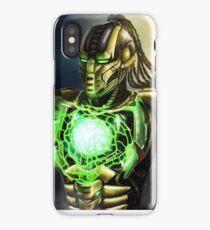 Mortal Kombat - Cyrax and Sektor iPhone Case/Skin