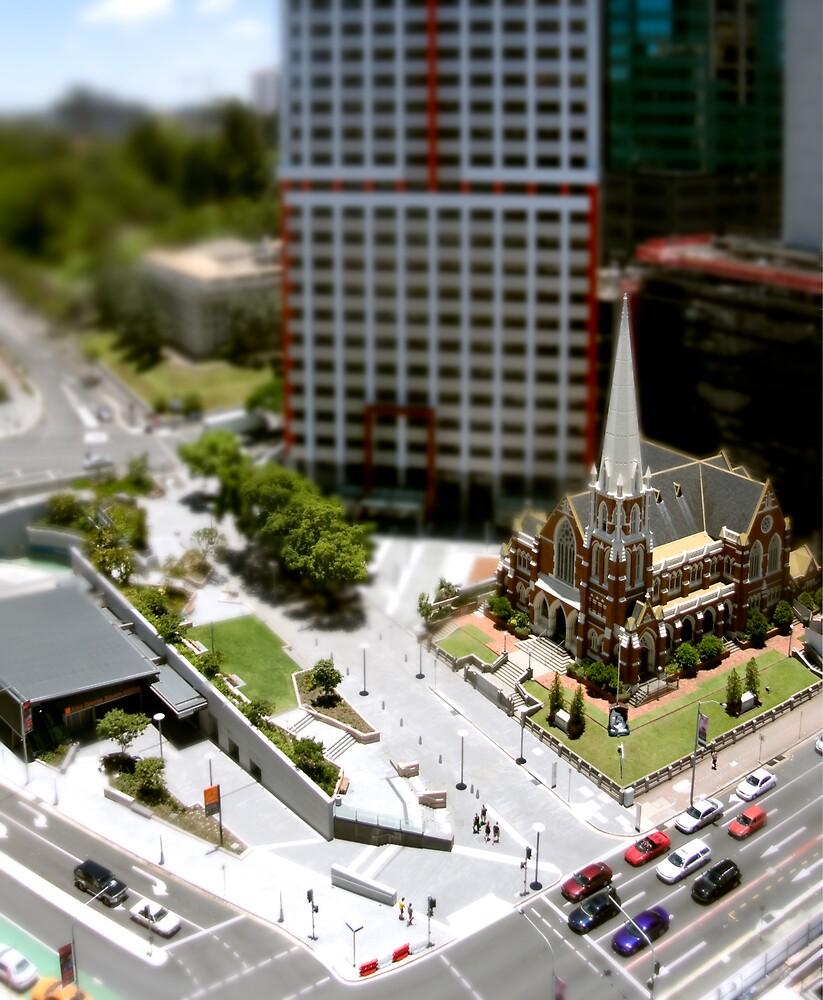 Toy Church - Brisbane by PeterSam
