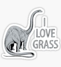 Weed lovers Sticker