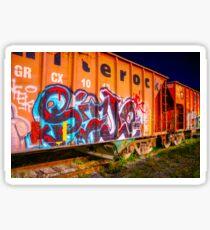 Physical Graffiti Sticker