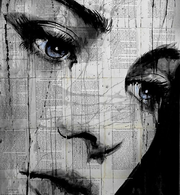 to the memory of tears by Loui  Jover
