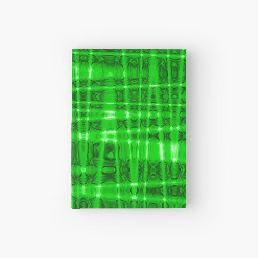 QUANTUM FIELDS ABSTRACT [1] GREEN [2] Hardcover Journal