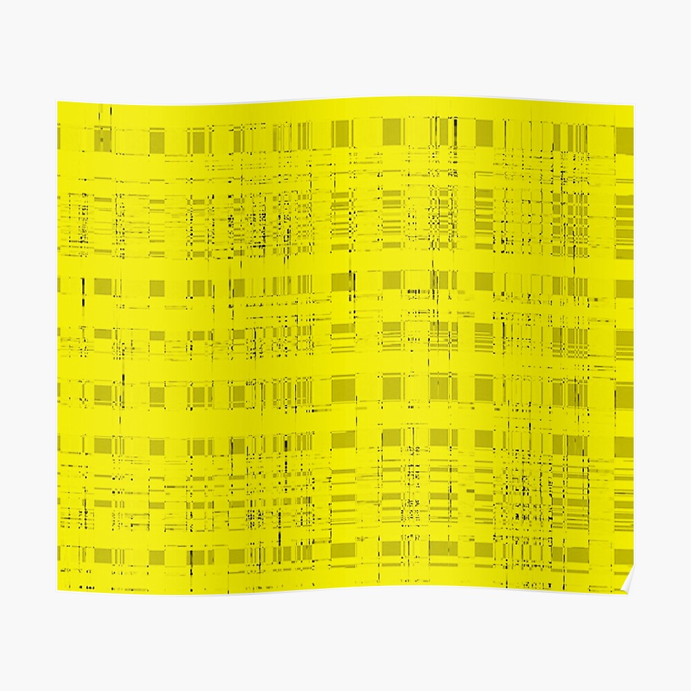QUANTUM FIELDS ABSTRACT [2] YELLOW [1] Poster