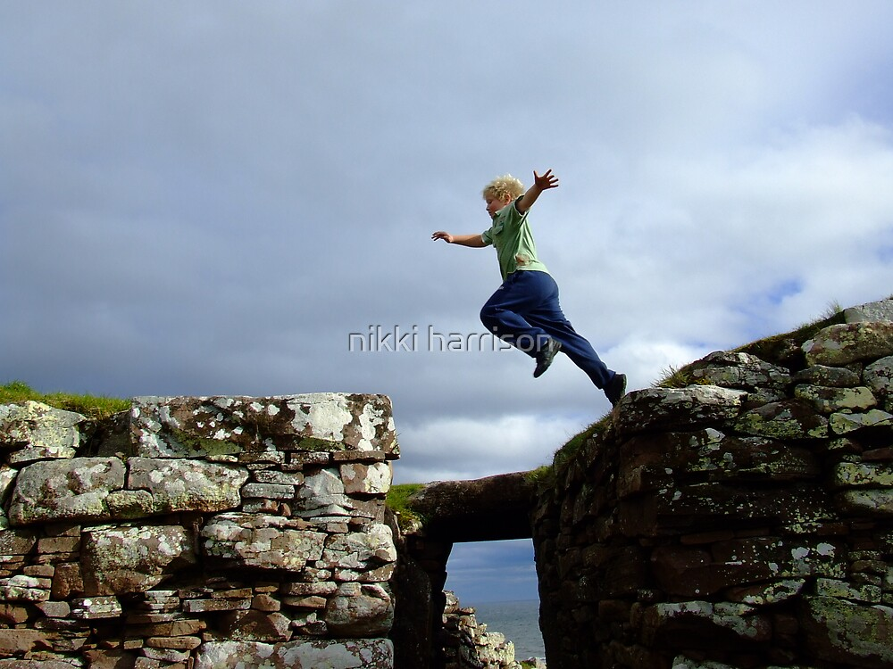 Jump by nikki harrison