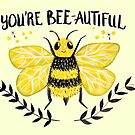 You're BEE-autiful by makemerriness