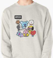 BTS - BT21 - ALL Pullover