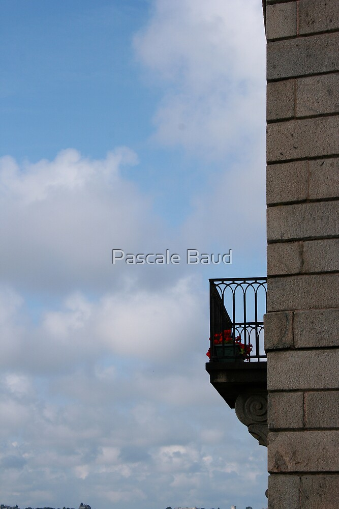 Balcony by Pascale Baud