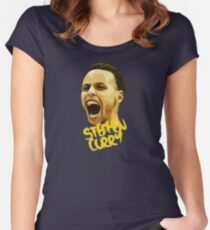 Steph Women's Fitted Scoop T-Shirt
