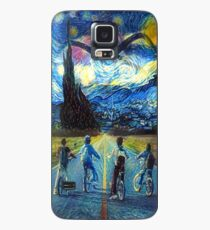 Stranger Things starry night Case/Skin for Samsung Galaxy
