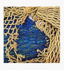 Gairloch Fishnets #4 Photographic Print