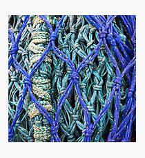 Gairloch Fishnets #7 Photographic Print