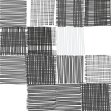 Pattern Chequered Lines by ramanandr