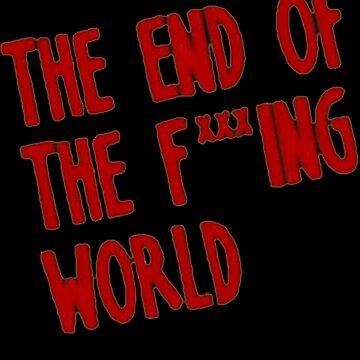 logo the end of the fucking world by timmanta2