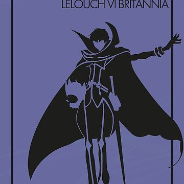 Lelouch by the-minimalist