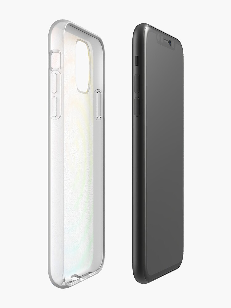 Alternate view of Abstract Spring Camouflage iPhone Case & Cover