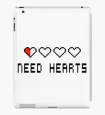 Need Hearts iPad Case/Skin
