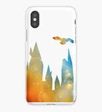 Castle with Owl iPhone Case/Skin