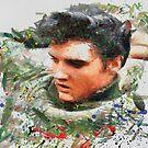 Elvis Presley by Gavin  Bake