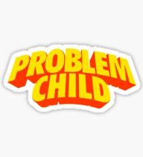 PROBLEM CHILD | GOLF | Tyler The Creator Sticker