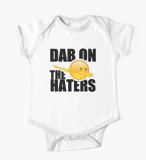 Dab On The Haters One Piece - Short Sleeve