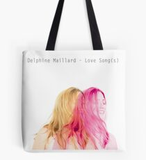 Delphine Maillard - Love Song(s) Tote Bag