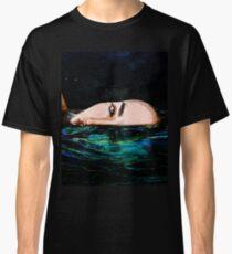 Swimming in the dark Classic T-Shirt