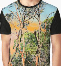 Unnatural colours of Australia Graphic T-Shirt