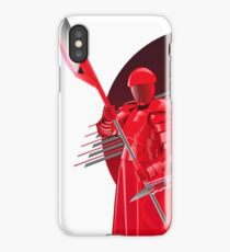Praetorian Guard iPhone Case/Skin