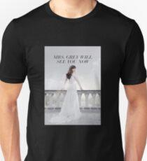 Mrs Grey Unisex T-Shirt