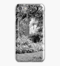 Plastic garden decoration iPhone Case/Skin
