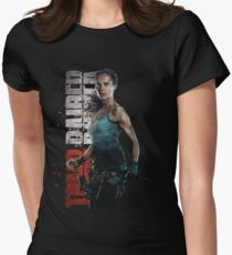 Tomb Raider 2018 Women's Fitted T-Shirt