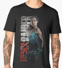 Tomb Raider 2018 Men's Premium T-Shirt
