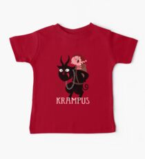 Have Fun With Krampus Baby Tee