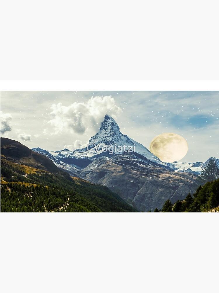 Wander trip sets the Moon by CVogiatzi