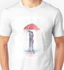 Rain Umbrella  Unisex T-Shirt