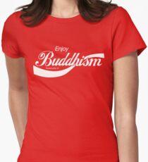 Enjoy Buddhism Women's Fitted T-Shirt