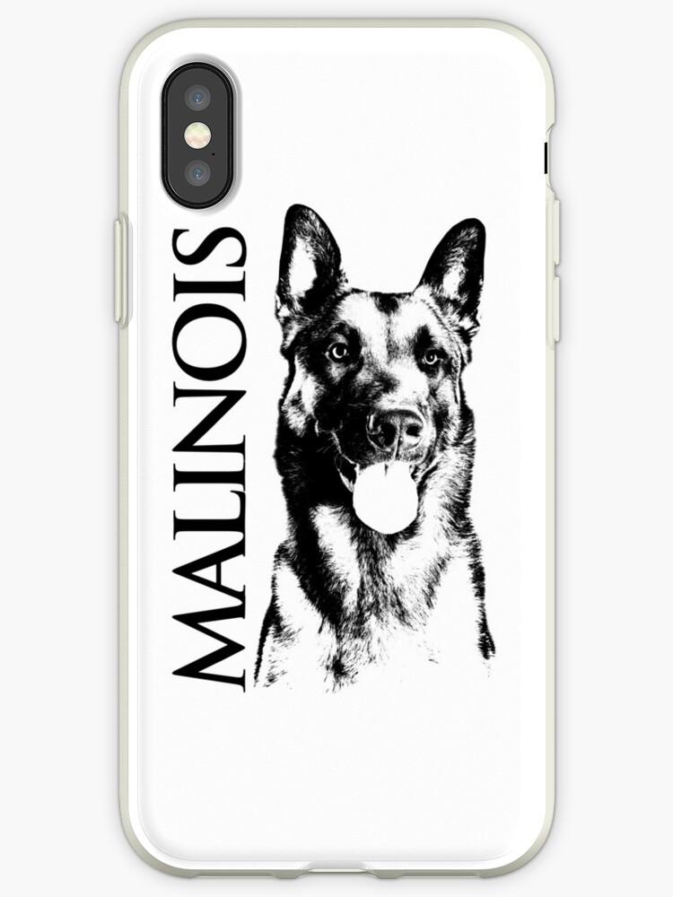 coque iphone 6 malinois