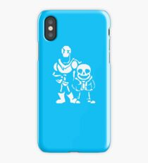 Top Selling 2 Characters Rpg Retro I3 iPhone Case/Skin