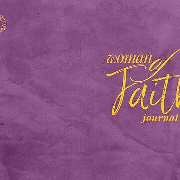 Woman of Faith Journal by alegnacreates