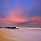 Between Storms at Rockpiles by David Orias